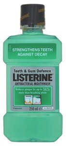 Listerine Teeth & Gum Defence 250ml