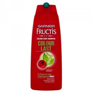 Garnier Fructis Colour Last Shampoo 250ml