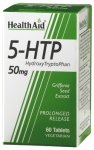 HealthAid 5-HTP (Hydroxytryptophan) 50mg Tablets Pack of 60