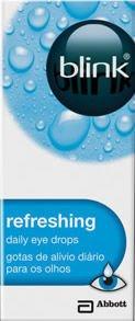 Blink Refreshing Eye Drops 10ml