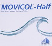 Movicol-Half Powder Sachets Pack of 20