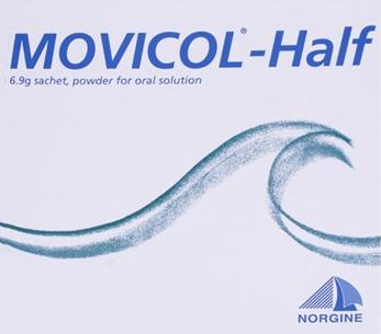 Movicol-Half Powder Sachets Pack of 30