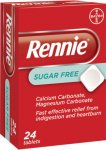 Rennie Sugar Free Tablets Pack of 24