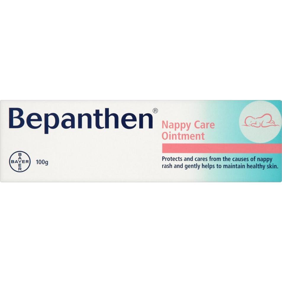 Bepanthen Nappy Rash Ointment 100g