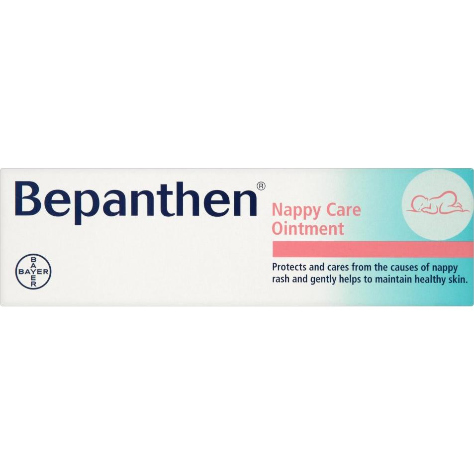 Bepanthen Nappy Rash Ointment 100g Pack of 3