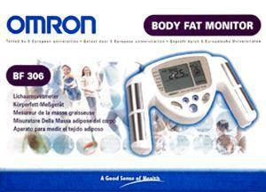 Omron Hand Held Body Fat Monitor