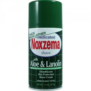 Noxzema Shave Foam Aloe & Lanolin 300ml