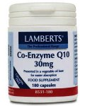 Lamberts Co-enzyme Q10 Capsules 30mg Pack of 180