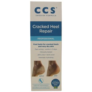CCS Swedish Cracked Heel Repair Balm 75g