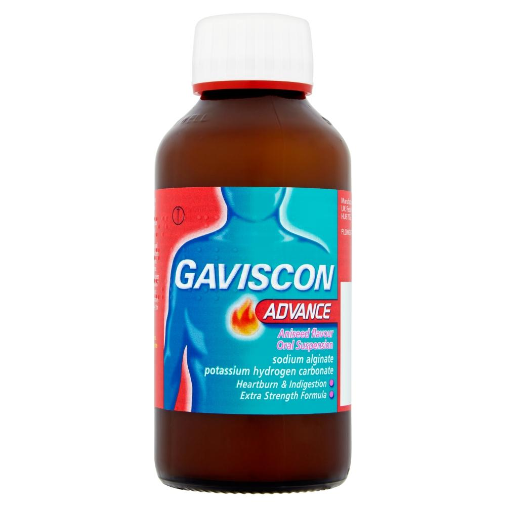 Gaviscon Advance Liquid Aniseed 300ml