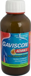 Gaviscon Advance Liquid Peppermint 300ml