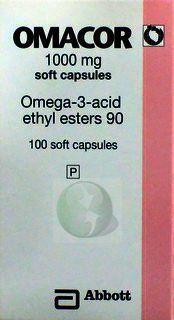 Omacor Capsules Pack of 100