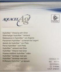 Aquacel AG Dressing with Silver 5cm x 5cm