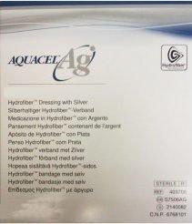 Aquacel AG Dressing with Silver 10cm x 10cm