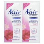 Nair Sensitive Hair Removing Lotion 30ml Sachets Pack of 2