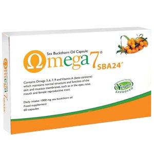 Pharma Nord Omega 7 Sea Buckthorn Oil Capsules Pack of 60