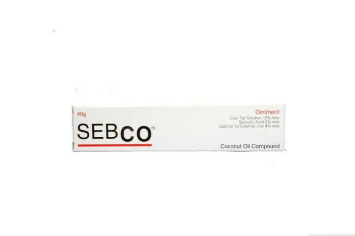Sebco Ointment 40g