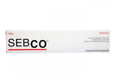 Sebco Ointment 100g