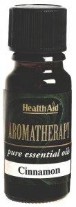 HealthAid Cinnamon Essential Oil 10ml