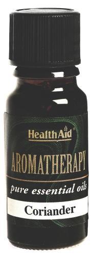 HealthAid Coriander Essential Oil 10ml