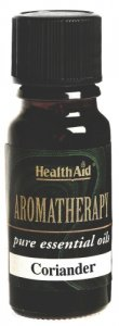HealthAid Coriander Essential Oil 10ml