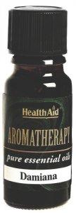 HealthAid Damiana Essential Oil 5ml