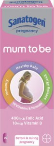 Sanatogen Mum To Be Tablets Pack of 30