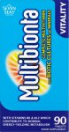 Seven Seas Multibionta Vitality Tablets Pack of 90