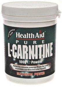 HealthAid L-Carnitine Powder 100g
