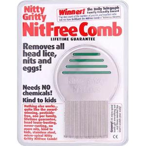 Nitty Gritty Nit-Free Comb