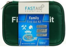 Fastaid Essentials Family Firstaid Kit