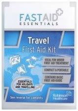 Fastaid Essentials Travel First Aid Kit