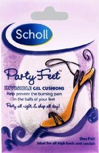 Scholl Party Feet Gel Cushions