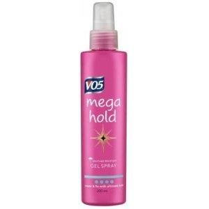 VO5 Mega Hold Control Gel Spray 200ml