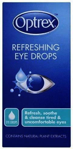 Optrex Refreshing Drops 10ml