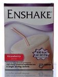 Enshake Sachet Strawberry 96.5g Pack of 6