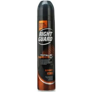 Right Guard Total Defence 5 Sport Anti-Perspirant 250ml