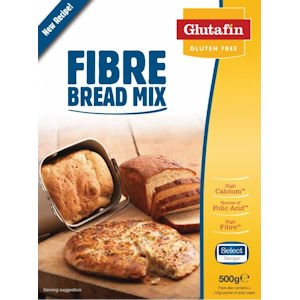 Glutafin Gluten Free Select Fibre Bread Mix 500g