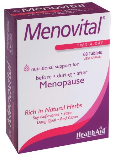 HealthAid Menovital Tablets Pack of 60