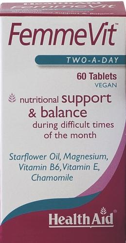 HealthAid FemmeVit Tablets Pack of 60