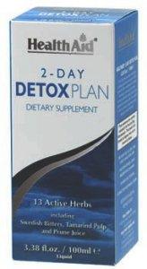 HealthAid 2 Day Detox Plan 100ml