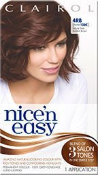 Clairol Nice n Easy Natural Dark Chestnut Brown 4RB (formerly 120C)