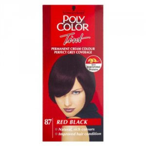 Polytint Conditioning Shampoo Red Black