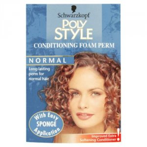 Schwartzkopf Polystyle Conditioning Foam Perm