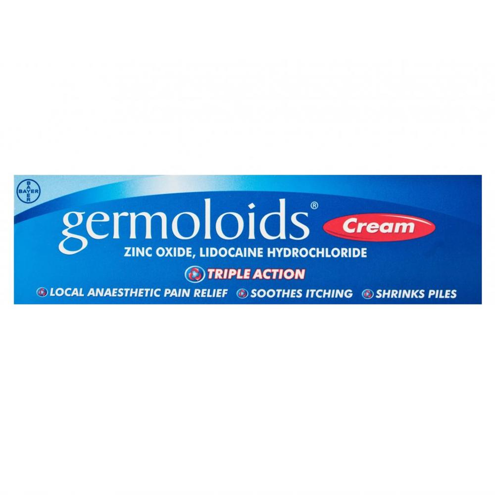 Germoloids Cream 55g