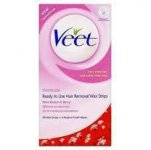 Veet Cold Wax Leg Strips Pack of 20