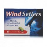 Windsetlers Gel Caps Pack of 8