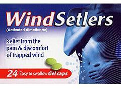 Windsetlers Gel Capsules Pack of 24