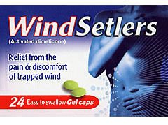 Windsetlers Gel Capsules Pack of 24
