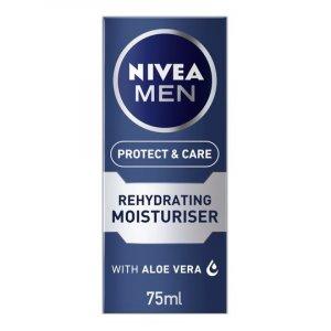 Nivea For Men Protect & Care Rehydrating Moisturiser 75ml